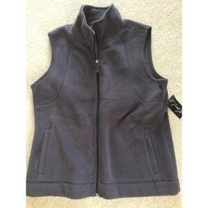 Kim Rogers Grey Fleece Jacket